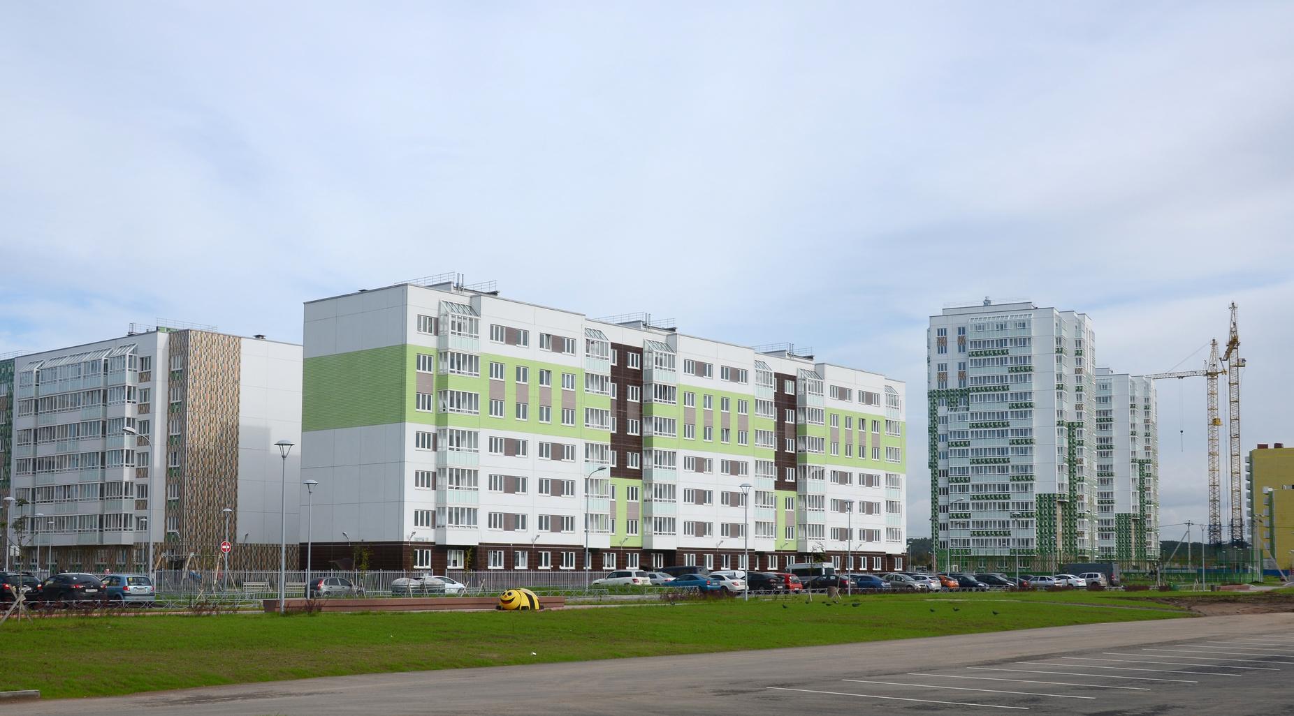 Кондиционирование жилого здания