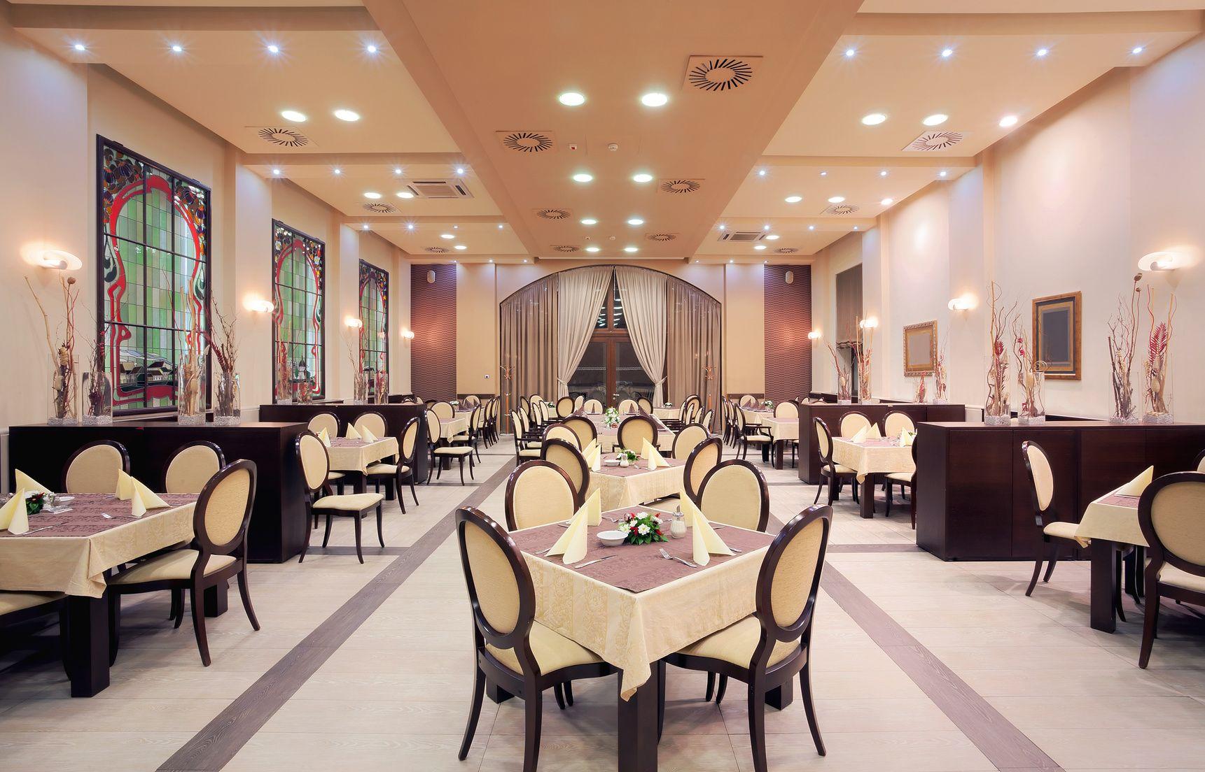Проект вентиляции кухни в ресторане